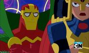 Justice League Action Women (646)