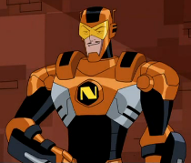 Carl Nesmith(Captain Nemesis/Overlord)