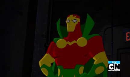 Scott Free(Mister Miracle) (Justice League Action)