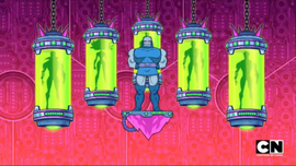 J'onn J'onzz(Martian Manhunter) (Teen Titans Go)