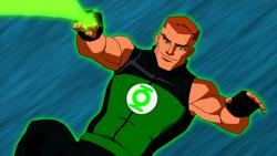 Guy Gardner(Green Lantern) (Earth-16 Universe)