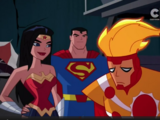 Diana Prince(Wonder Woman) (Justice League Action)