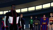 Justice League vs the Fatal Five 2309