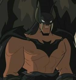 Cave Batman