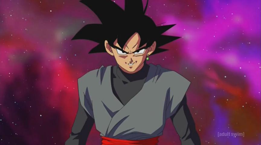 Goku Black (Present Timeline)