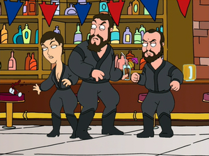 General Zod (Family Guy Universe)