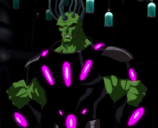 Brainiac(Superman: Unbound)