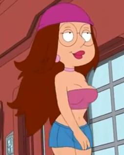 Hot Meg Griffin