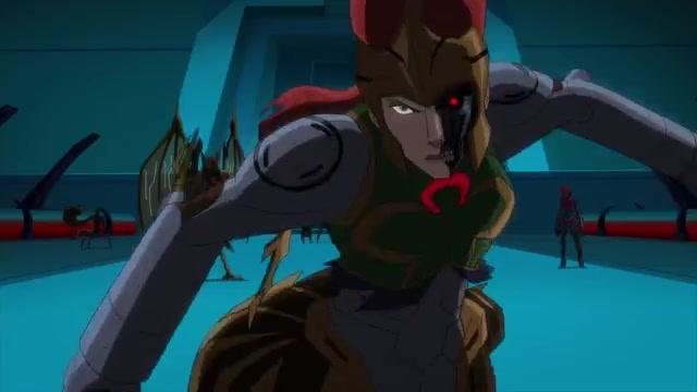 Queen Mera(DCUAOM)