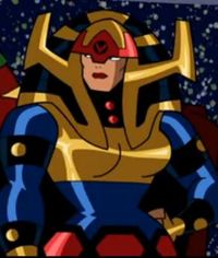 Big Barda(Earth-23)