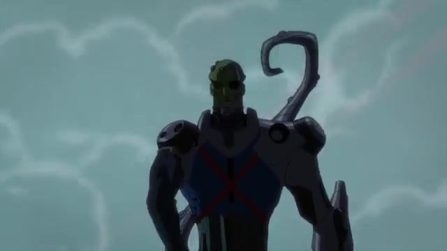 J'onn J'onzz(Martian Manhunter) (New 52)
