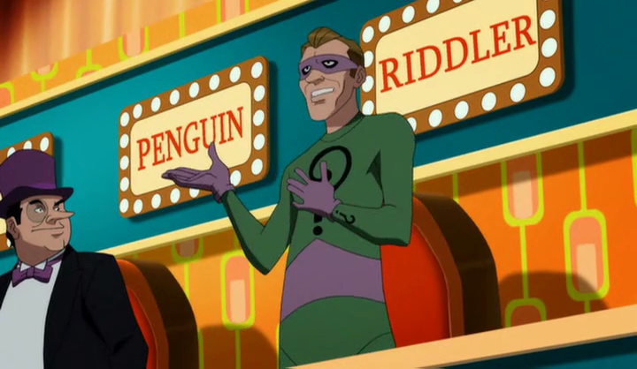 The Riddler (Batman vs. Two-Face)