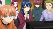 Food Wars! Shokugeki no Soma Season 3 Episode 7 1027