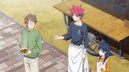 Food Wars Shokugeki no Soma Season 3 Episode 4 0409