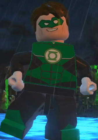 Hal Jordan(Lego Universe)