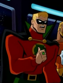 Alan Scott(Green Lantern)
