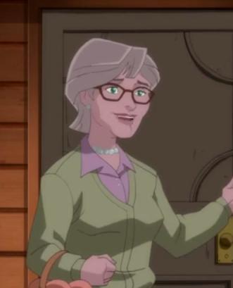 Martha Kent (Superman: Unbound)