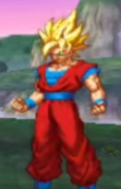 Goku Son(Dragon Ball Z: Extreme Butōden)
