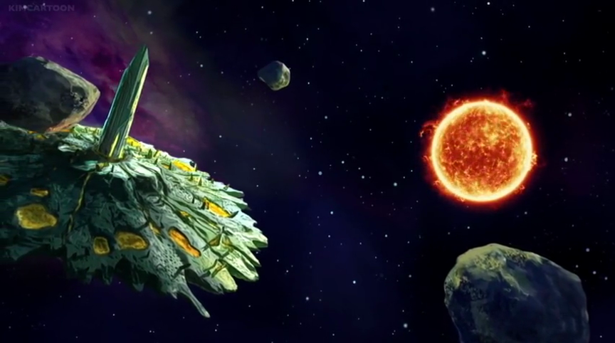 Amora's Asteroid