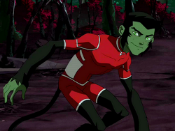 Garfield Logan(Beast Boy)