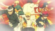 Food Wars Shokugeki no Soma Season 4 Episode 5 1018