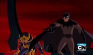Justice League Action Women (622)