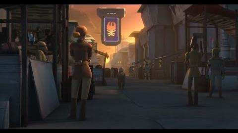 1080p HD Ezra's Inspiring Speech to Lothal - Star Wars Rebels - Full Scene