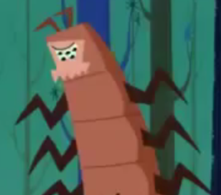 Centipede Bounty Hunter