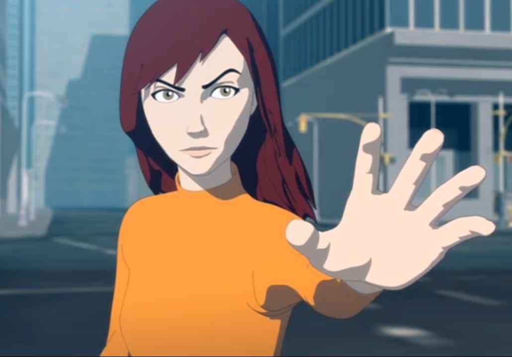 Annie Claremont (Jean Grey)