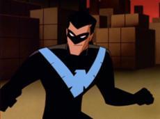 Dick Grayson(Robin/Nightwing)