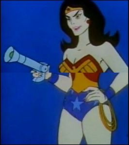 Diana Prince(Evil Wonder Woman)