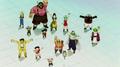 Goku Returns to the other world (70)