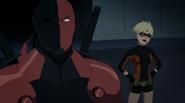 Teen Titans the Judas Contract (1083)