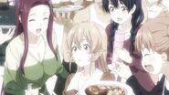 Food Wars! Shokugeki no Soma Season 3 Episode 13 1012