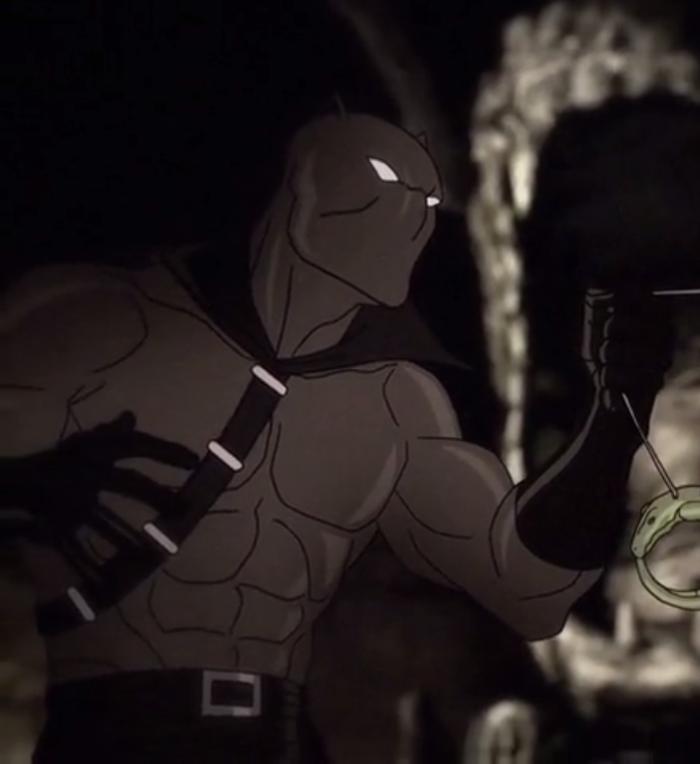 T'Chaka(Black Panther) (Earth-12041)