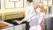 Food Wars! Shokugeki no Soma Season 3 Episode 19 1032