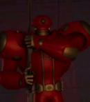 Red Lantern Soldier