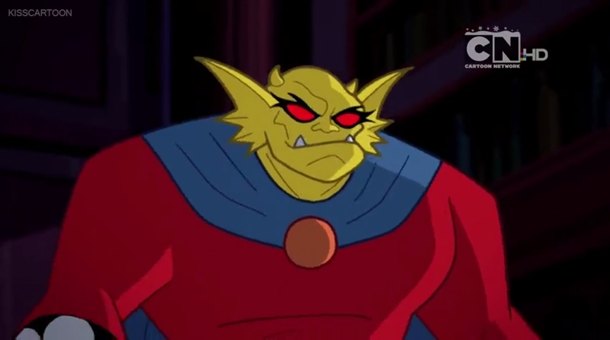 Etrigan the Demon(Justice League Action)