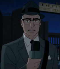 Announcer (Batman vs. Two-Face)