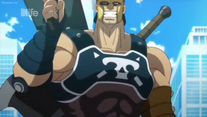 Ares (Marvels Future Avengers)