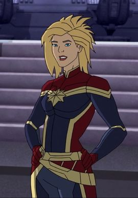 Carol Danvers(Ms. Marvel) (Avengers Assemble)