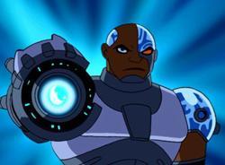 Victor Stone(Cyborg)