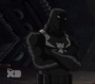 "Eugene ""Flash"" Thompson(Agent Venom)"