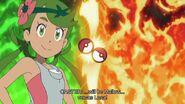 Pokemon Sun & Moon Episode 129 0908