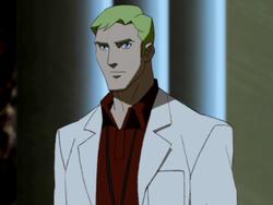 Dr. Adam Strange