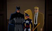 Justice League Action Women (1124)