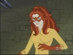 "Angelica ""Angel"" Jones(Firestar)"