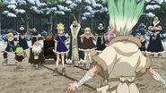 Dr. Stone Season 2 Stone Wars Episode 5 0107