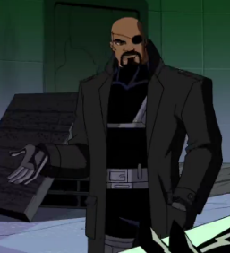 Director Nick Fury (Earth-8096)