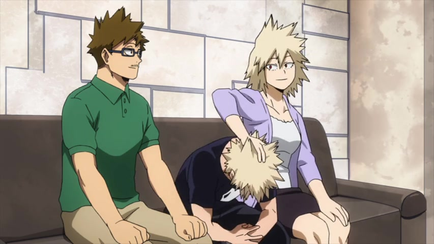 Bakugo Family